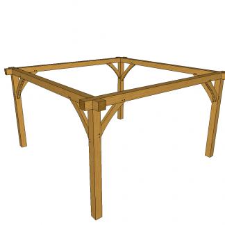 Frames-solid wood