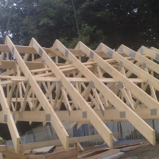 Gable roofs